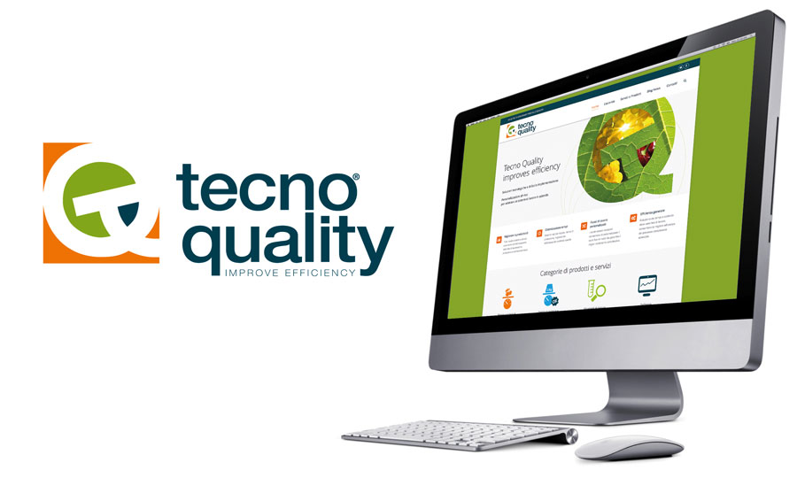 Tecno Quality srl | New coordinated image and web-site